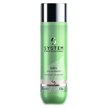 System Professional Nativ Micellar Shampoo 250ml (N1)