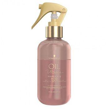Schwarzkopf Professional BC Oil Ultime Marula Rose Light Oil In Spray Conditioner 200ml