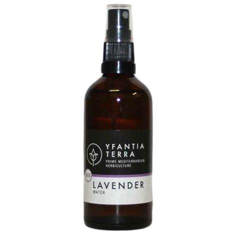 Yfantia Terra Laveder Ανθόνερο 100ml