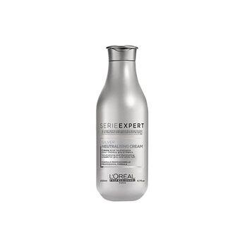 L'Oreal Professionnel Silver Conditioner Για Λευκα ή Ασημί Μαλλιά 200ml