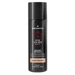 Medavita One Night Only Instant Retouch Light Brown 75ml