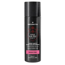Medavita One Night Only 24h Fancy Color Spray Miami Pink 75ml