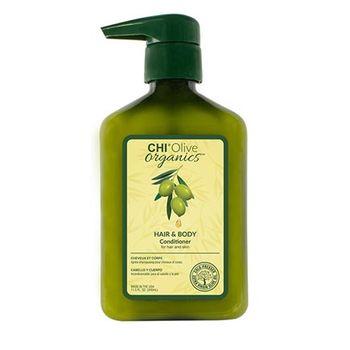 Chi Olive Organics Hair Body Conditioner 340ml