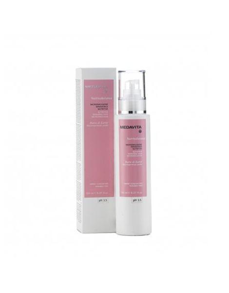 Medavita Nutrisubstance Nutritive Repairing Hair Microemulsion 150ml