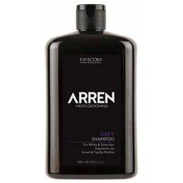 Farcom Arren Men's Grooming Grey Shampoo 400ml