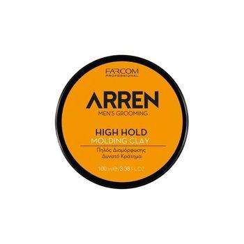 Farcom Arren Grooming High Hold Molding Clay 100ml