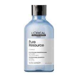 L'Oreal Professionnel New Pure Resource Σαμπουάν Για Βαθύ Καθαρισμό 300ml