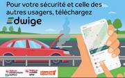 Edwige, la toute nouvelle application de services de mobilités