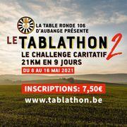 Défi sportif et caritatif, le Tablathon est de retour !