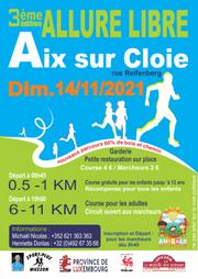 3ème Allure Libre d'Aix-sur-Cloie
