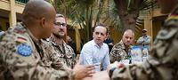 Gemeinsam für Sicherheit, Stabilität und Entwicklung: Deutsches Engagement in der Sahel-Region