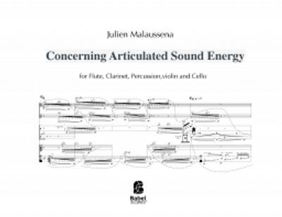Concerning articulated sound energy