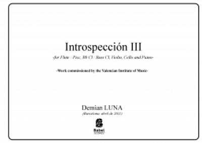 Introspección III