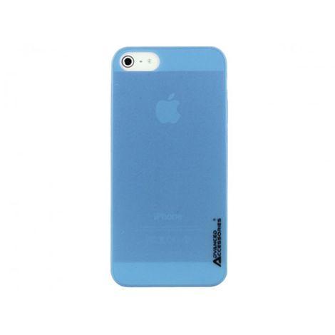 Advanced Accessories για Apple iPhone 5/5S Μπλε θήκη Ghost και Μεμβράνη Προστασίας Οθόνης (ΚΙΝ204)