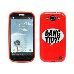 Advanced Accessories για Samsung Galaxy S3 Θήκη Jelli Bang Tidy και Μεμβράνη Προστασίας Οθόνης(ΚΙΝ048)