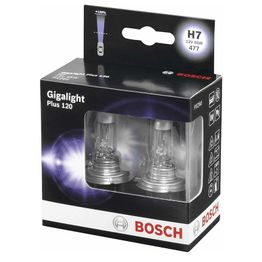 BOSCH H7 GIGALIGHT +120 12V 55W 2ΤΕΜ