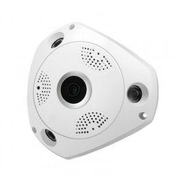 VR 3D LED IP WiFi 360 Panoramic Camera EC-P01