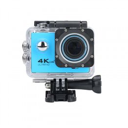 ACTION CAMERA 4K ULTRA WIFI-BLUE