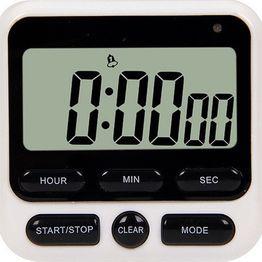Ψηφιακό Χρονόμετρο Χρονοδιακόπτης με αντίστροφη μέτρηση,με LCD οθόνη, ήχο ειδοποίησης και μαγνήτη, ΗΧ106