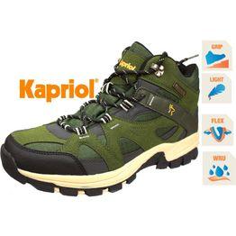 KAPRIOL Running High Waterproof Λαδί (4352)