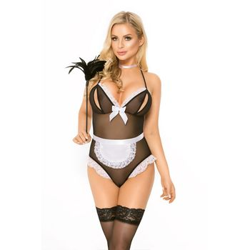 Erotic suit model 124732 SoftLine Collection