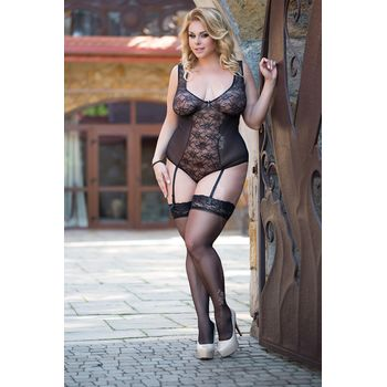 Shapewear Body model 125606 SoftLine Collection