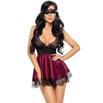 Sexy Babydoll & string Eve 768 – Beauty Night