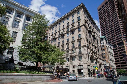 21 Beacon Street Building Photo