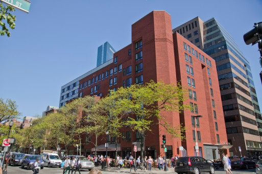 Exeter Towers Apartments Building Photo