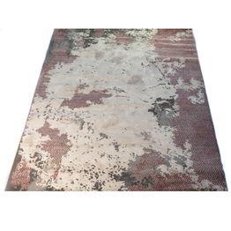 Μοντέρνο Χαλί ELEMENTS 33081-956 Grey-Pink