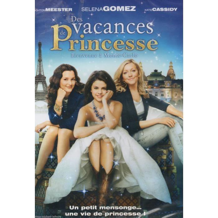 Des vacances de princesse(Monte Carlo) 2011 MULTI 576p DVDRIP H264