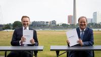 Nordrhein-Westfalen-Koalition – Erfolgreiche Arbeit für unser Bundesland – Erfolgreich für Deutschland