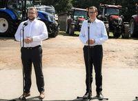 Wotum nieufności wobec ministra rolnictwa. Grzegorz Puda nie pofatygował się na komisję