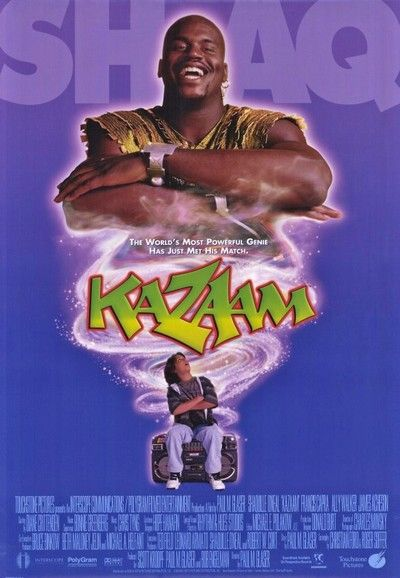 Kazaam 1996 TRUEFRENCH DVDrip MP3