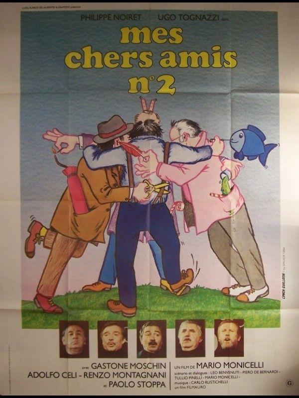 MES CHERS AMIS 2 - 1982 - MONICELLI HDLIGHT 1080P VOSTFR BRRIP X264