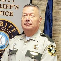 Laurel County Sheriff John Root elected to serve on the Kentucky Sheriff's Association 2022 Board of Directors