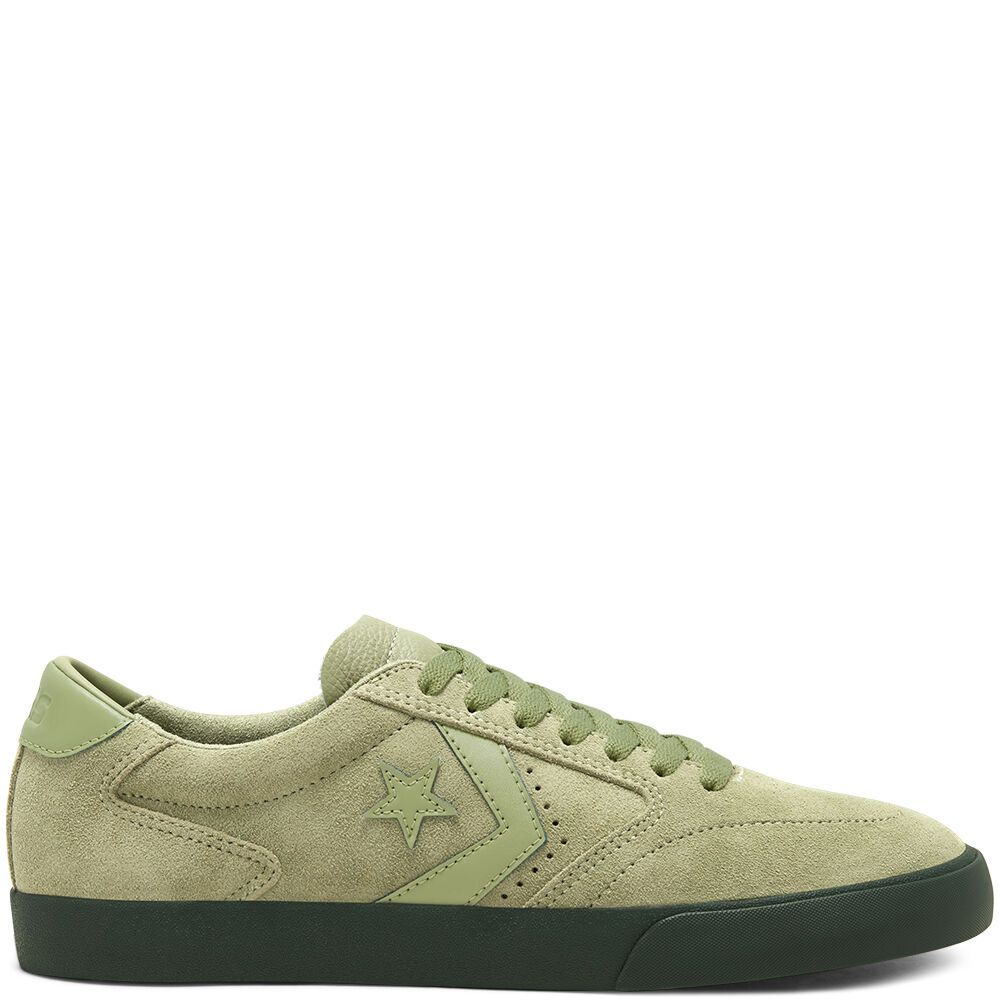 Regular Perforated Suede Checkpoint Pro Low Top