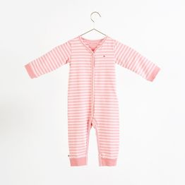 Tommy Jeans Baby Stripe Coverall Giftbox (9000019428_35901)