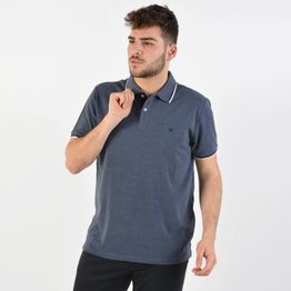 Champion Men's Polo - Ανδρικό Πόλο Μπλουζάκι (9000025582_37948)