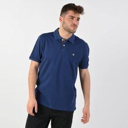 Champion Men's Polo - Ανδρικό Πόλο Μπλουζάκι (9000025581_37947)