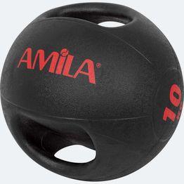 AMILA Dual Handle Ball 28cm - 10kg (9000010400_17029)