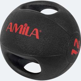 AMILA Dual Handle Ball 28cm - 12 kg (9000010414_17029)
