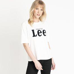 Lee LEE TEE OFF WHITE (9000037165_11977)