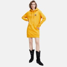 Tommy Jeans TOMMY BADGE HOODIE DRESS (9000039736_23042)