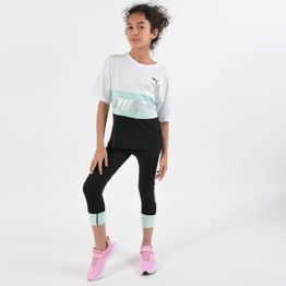Puma Girls Modern Sports Boyfriend Tee - Παιδικό Μπλουζάκι (9000022111_22505)