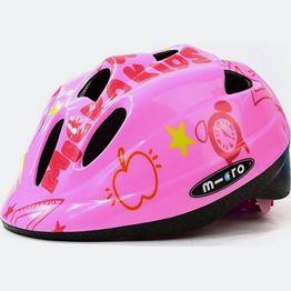 Micro Παιδικό κράνος ροζ (9000041327_3142)