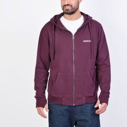 Emerson Hooded Zip up Sweat - Ανδρική Ζακέτα (9000036121_3251)