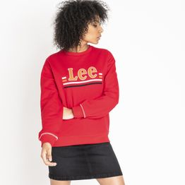 Lee LOGO SWS WARP RED (9000037155_35750)