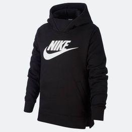 Nike Sportswear Girls' Pullover Hoodie (9000035258_1480)