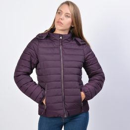Emerson Women's P.P.Down Jacket with Hood (9000036160_40974)